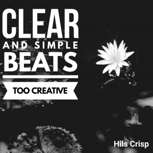 Clear and simple beats too creative