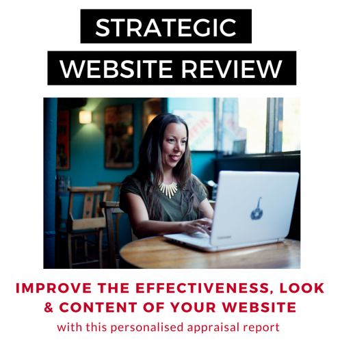 Strategic Website Report