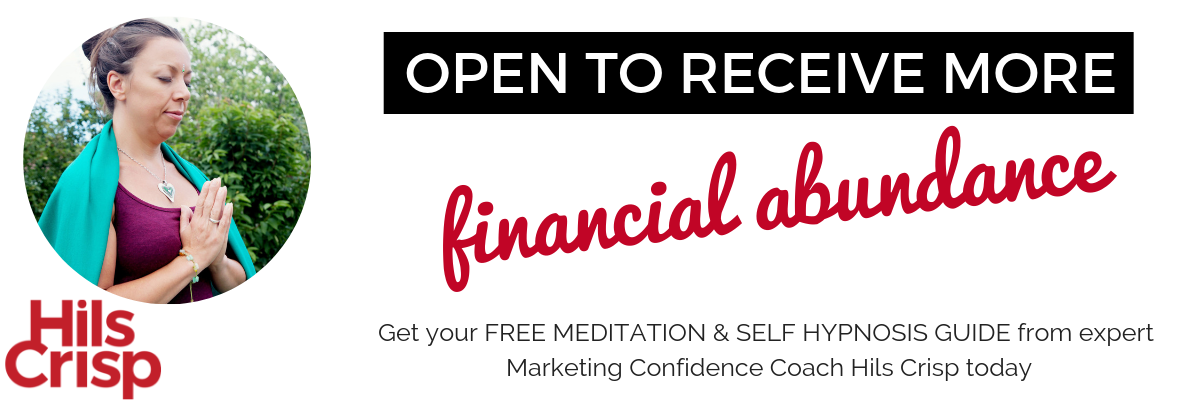Open to Receive Financial Abundance - FREE GIFTS